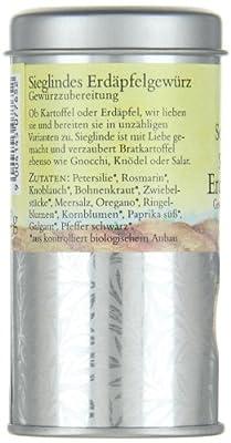 Sonnentor Sieglindes Erdäpfelgewürz Streudose, 1er Pack (1 x 22 g) - Bio von Sonnentor - Gewürze Shop