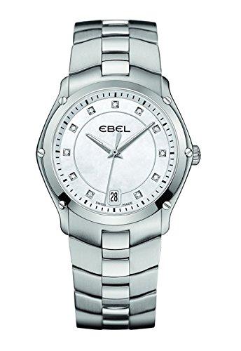 Ebel 1215986 - Reloj , correa de acero inoxidable