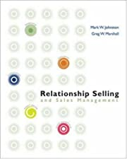 Relationship Selling by Mark Johnston