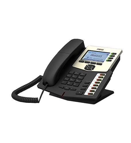 Cortelco Itt-C62 Executive Ip Phone With Large Lcd