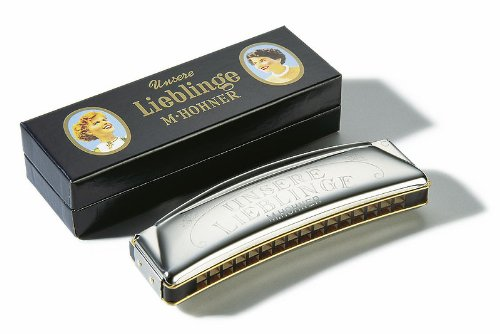 Hohner Unsere Lieblinge 32 - Armonica a bocca in Do maggiore