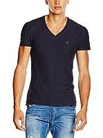 DIESEL Camiseta Manga Corta Tos (Negro)