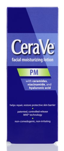 CeraVe CeraVe Facial Moisturizing Lotion PM -- 3 fl oz