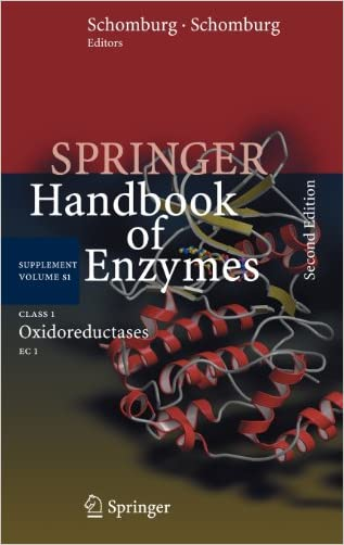 Class 1 Oxidoreductases: EC 1 (Springer Handbook of Enzymes) (No. 1)