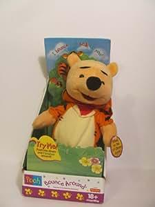 Fisher Price Winnie the Pooh Bounce Around