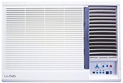 Lloyd LW19A3 Window AC (1.5 Ton, 3 Star Rating, White) Air Conditioner