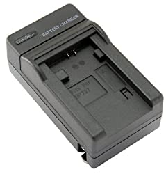 STK's Canon BP-727 Battery Charger - for BP-709, BP-718, BP-727 batteries and Canon Vixia HF R300, HF M500, HF R30, HF M52, HF R32, HF R40, HF R42, HF R400, Canon Legria HF M52, HF M56, HF M506, HF R38, HF R36, CG-700 from STK/SterlingTek