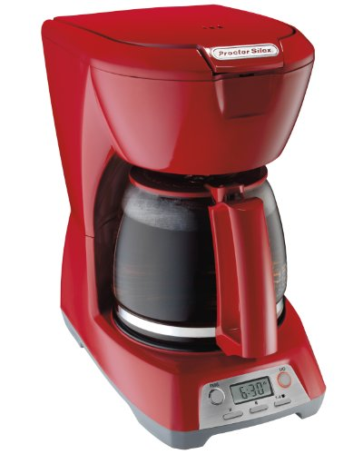 Proctor Silex 43673 Programmable Coffeemaker,