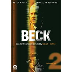 Beck: Episodes 4-6