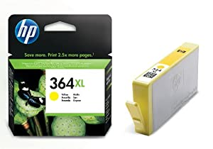HP 364XL Cartouche d'encre d'origine Jaune