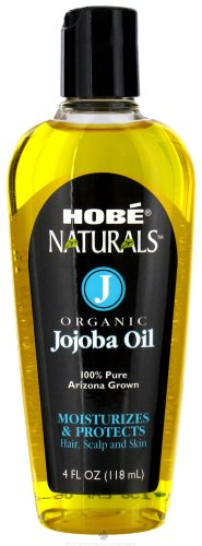 Hobe Naturals Organic Jojoba Oil, 4-Fluid Ounce (Hobe Naturals compare prices)