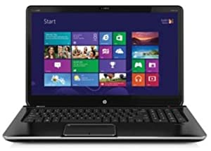 "HP ENVY DV7 17.3"" Quad Core Laptop, 12GB DDR3 RAM Upgrade, 750GB Hard Drive, RadeonTM HD 7660G, Beats AudioTM, Windows 8"