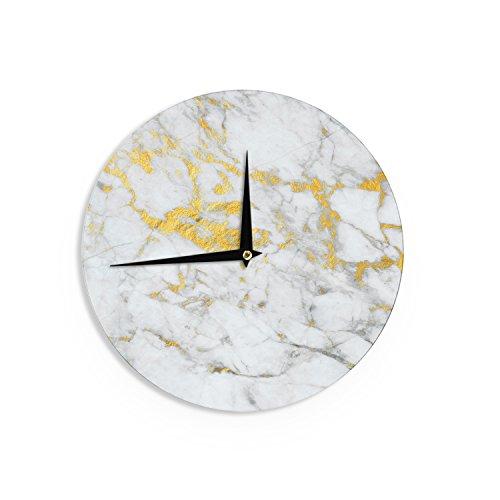 kess-inhouse-kess-original-gold-flake-marble-metal-wall-clock-12