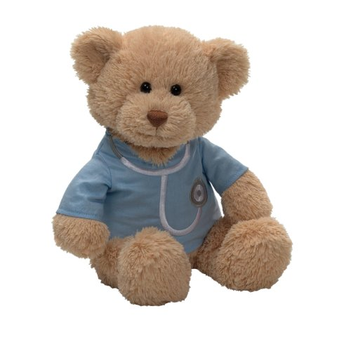 Gund Blue Medical T-Shirt 12