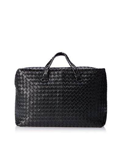 Bottega Veneta Women's Woven Tote Bag, Black