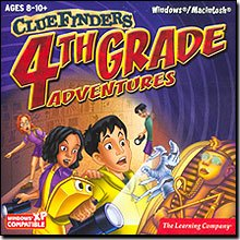 Cluefinders 4th Grade Adventure (XP)
