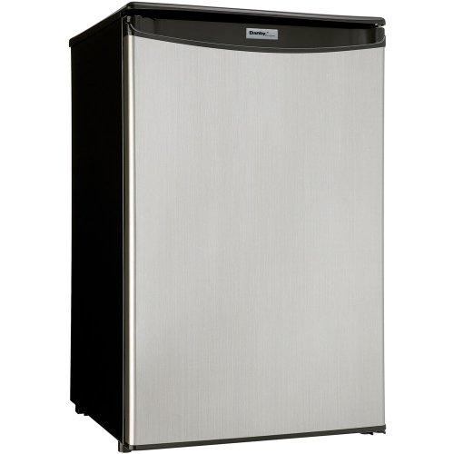 Danby DAR125SLDD 4.4 cu.ft. All Refrigerator - Spotless Steel