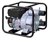 Red Lion 6RLAG-3TT 6-HP OHV Engine Driven Trash Pump 3-Inch NPT