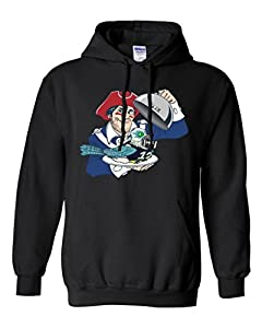 Prepare To Be Roasted New England Football Fan Wear DT Sweatshirt Hoodie