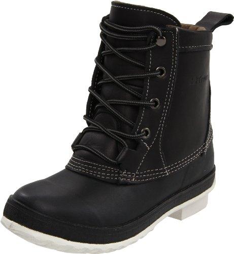 Tretorn Women's Jossi Winter Boot,Black,35 EU/4 M US