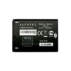 Alcatel OT-303A, OT-708 One Touch Mini Cell Phone Battery CAB3010010C1