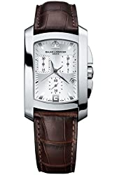 Baume & Mercier Men's 8445 Hampton Milleis Swiss Watch