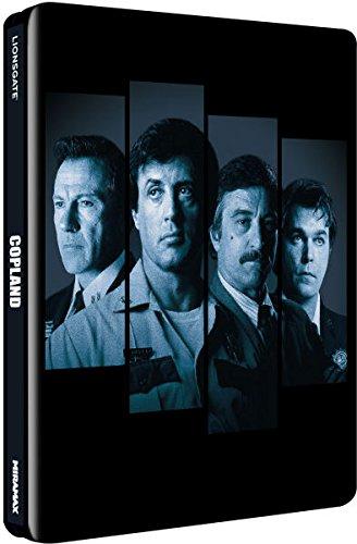 Cop Land - [Blu-ray/ Steelbook] Zavvi Exclusive Limited Edition (Ultra Limited Print Run) #/2000