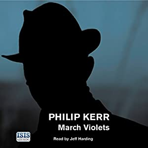 March Violets | Livre audio