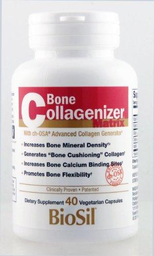 BioSil バイオシル ボーン コラーゲナイザー マトリックス 40粒