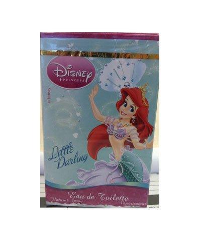 Ariel Little Darling per Donne di Disney - 50 ml Eau de Toilette Spray