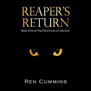 Reaper's Return (Chronicles of Aesirium, Book 1) Audiobook