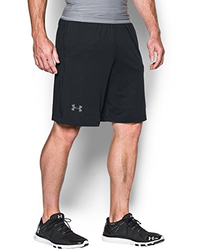 under-armour-mens-raid-10-shorts-black-graphite-medium
