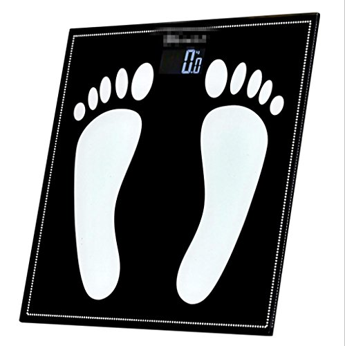 GYMNLJY Electronic scale Household body scale Adult accuracy Cartoon Electronic scale Body?Fat?scales (Salton Step compare prices)