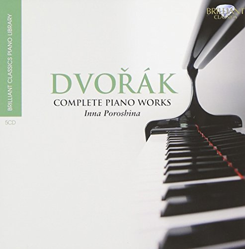 Inna - Dvorak: Brilliant Classics Piano Library - Complete Piano Works - Zortam Music
