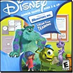 Disney Pixar Monsters Inc Scream Team...