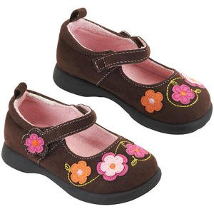 Amazon Koala Kids Girls Mary Jane Hard Sole Shoes