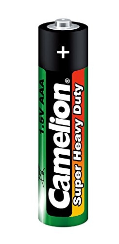 Camelion 10000403 Super heavy duty Batterien R03/ Micro/ 4er Pack