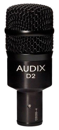 Audix D2 Dynamic Microphone, Hyper-Cardioid