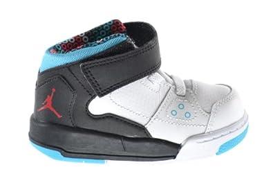 Buy Jordan Flight Origin (TD) Baby Toddlers Basketball Shoes White Gym Red-Black-Gamma... by Jordan