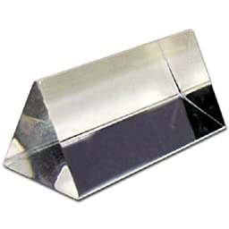 Prism, Equilateral Glass 2\