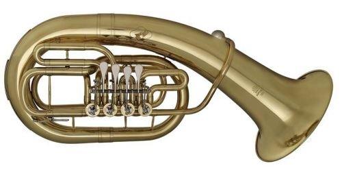 STAGG 77-EUR Bb Euphonium, m. Koffer