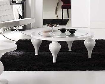 Mesas de Centro de Madera : Modelo BOLOS Redonda