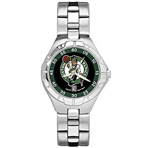 NSNSW22772Q-Boston Celtics Watch - Ladies Pro Ii Sport by NBA Officially Licensed