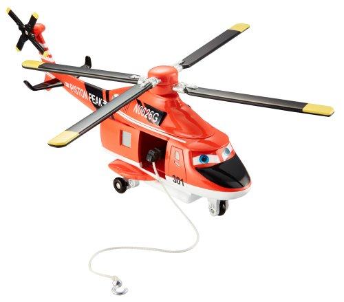 Disney Planes: Fire&Rescue - Avión de juguete Blade Ranger (Mattel BDC00)