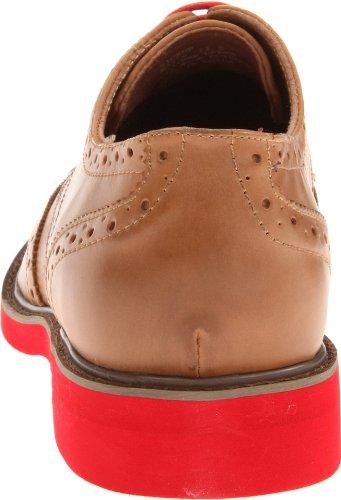 STEVE MADDEN 史蒂夫·马登 Kickup 男士雕花牛津鞋美国亚马逊