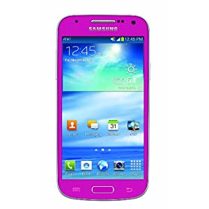 samsung galaxy s4 mini pink 16gb at t cell. Black Bedroom Furniture Sets. Home Design Ideas