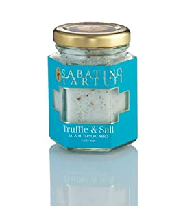 Sabatino Truffle Sea Salt, 3.4oz.