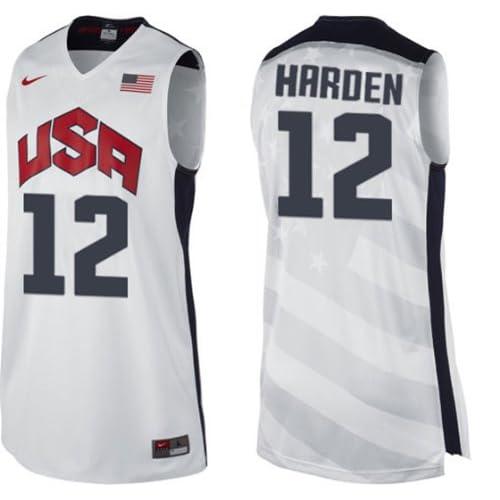 White Jerseys : Sports Fan Basketball Jerseys : Sports & Outdoors