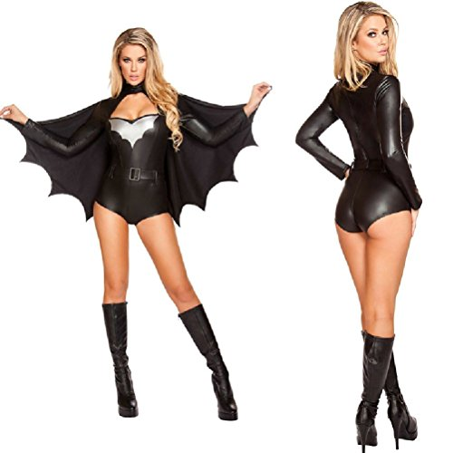 Purplebox The New Batman Halloween Party Dress Sexy Women Adult Clothing