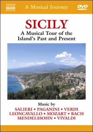 SICILY*MUSICAL JOURNEY DVD